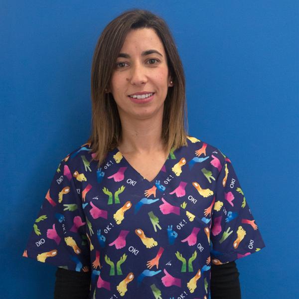 Rocío Menéndez Nomparte